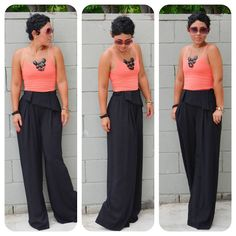 mimi g.: Super Bad DIY Pants + Pattern Review Burda 7195