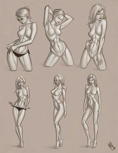 Anatomy study woman body (Webneel Daily Graphics Inspiration 529 - Most Inspired Graphics around the web). Eye Pencil Drawing, Realistic Pencil Drawings, Body Drawing, Anatomy Drawing, Woman Drawing, Life Drawing, Figure Drawing, Anatomy Study, Drawing Lessons
