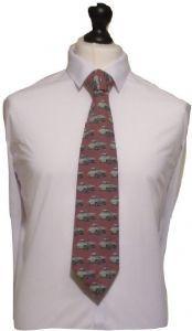 Morris Minor Cotton Car Tie