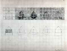 "Drawing for ""Graceland Mansion"""