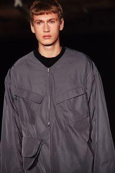 Kiko Kostadinov AW17 LFWM Dazed Menswear