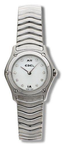 Ebel Women's Quartz Watch 9157F11-0725