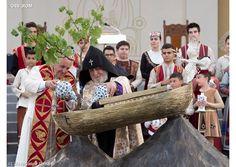 Francisco volvió de Armenia con el Arca de Noé - Radio Vaticano