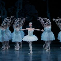 From my new Friend and fellow trainer Vita Palmisteri too good not to share! October Events, How To Make Tutu, George Balanchine, Ballet Companies, Lake Photos, City Ballet, Muscle Body, Ballet Beautiful, Swan Lake