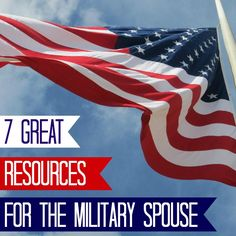 LOVE these amazing military spouse resources!