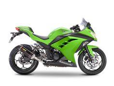 Vida de Motoka: Kawasaki ninja Z300
