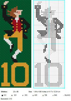 10 Lords a-Leaping by ~NevaSirenda on deviantART 12 Days of Christmas cross stitch Cross Stitching, Cross Stitch Embroidery, Cross Stitch Patterns, Hand Embroidery, Twelve Days Of Christmas, Christmas Cross, Christmas Ornaments, Christmas Ideas, Merry Christmas