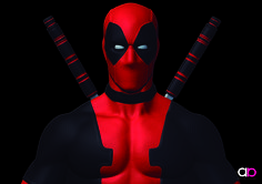 Deadpool #Fan #Art. (Deadpool) By: Sara Albert Paris. (THE * 5 * STÅR * ÅWARD * OF: * AW YEAH, IT'S MAJOR ÅWESOMENESS!!!™) [THANK U 4 PINNING!!!<·><]<©>ÅÅÅ+(OB4E)                            https://s-media-cache-ak0.pinimg.com/474x/40/be/23/40be2392c02a022907f2d4f356c17d3d.jpg
