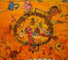Tim Olsen Gallery - About John Olsen