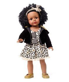 Another great find on #zulily! Isaac Mizrahi Wild 18'' Doll by Madame Alexander #zulilyfinds