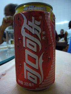 Chinese Coca Cola