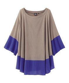 WOMEN DIP DOUBLE STANDARD CLOTHING DESIGNED RAGLAN T-SHIRT