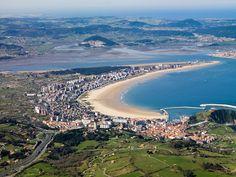 España a vista de pájaro Cantabria- Spain: A bird's eye view - SkyscraperCity                                                                                                                                                                                 Más