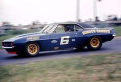 mark donohue at mid ohio, 1969 photo by ron lathrop