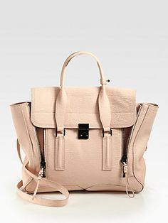 3.1 Phillip Lim Pashli Satchel @Saks Fifth Avenue Fifth Avenue This Satchel is perfect for everyday use- especially to carry a macbook in! this would be the favorite gift of the year for sure!