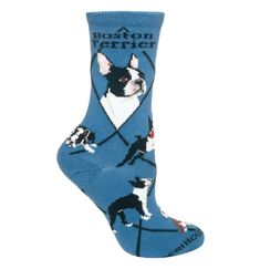 These high-quality cotton socks are crafted with the highest standard of service, design, and workmanship. They make a great gift, or grab some for yourself! Product Details: Premium Cotton Blend 1 Quantity = 1 Pair 100% Made in the USA Brindle Boston Terrier, Boston Terriers, Cow Socks, Good Luck Socks, American Dog, Novelty Socks, Cotton Socks, Shelter Dogs, House Design