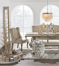 Find chic and affordable furniture at Z Gallerie. From plush sofas and sleek coffee tables, to tufted headboards and mirrored dressers. Deer Bedding, Tufted Headboards, Affordable Modern Furniture, Dresser With Mirror, Home Decor Store, Dining Bench, Chic, Kitchen Ideas, House Decor Shop