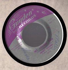 POPCORN Northern SOUL-JIMMY HUGHES-GUYDEN 2075-I'M QUALIFIED / MY LOVING TIME~VG #PopcornSoul