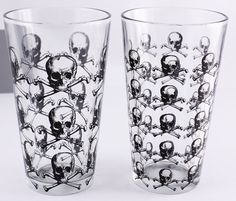 SKULLS Pint Glass set of 2 TMD Holdings https://www.amazon.com/dp/B00AHIEZHE/ref=cm_sw_r_pi_dp_x_F22-ybB814MG3