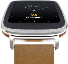 The smartwatch, tipped to be known as the Asus ZenWatch won't be dispatching this year and not all before 2016 CEO said before his visit to Delhi. Smartwatch, Latest Gadgets, Wearable Technology, Android, Product Launch, Rose Gold, Watches, Brown, Silver