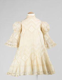Child's dress, 1905
