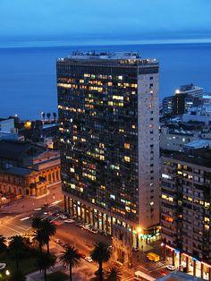 Edificio Ciudadela. Montevideo.