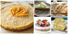 6x gezonde taarten eetclean.nl
