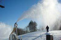Automatic Snow Giant V Air/Water Snow Guns with AutoSno