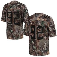 """$26.88 at """"MaryJersey""""(maryjerseyelway@gmail.com) Nike Packers #92 Reggie White Camo Men's Embroidered NFL Realtree Elite Jersey"""