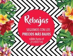 Siguen las Rebajas en Perfumes Rioja, con una nueva tanda de productos a los MEJORES PRECIOS.  http://elblogdeperfumesrioja.com/seguimos-con-los-precios-mas-bajos/