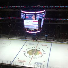 United Center~Home away from home :-)