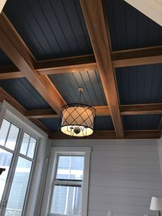 Wooden Ceiling Design, Interior Ceiling Design, House Ceiling Design, Ceiling Design Living Room, Wooden Ceilings, Bedroom Ceiling, House Design, Plywood Ceiling, Wood On Ceiling Ideas