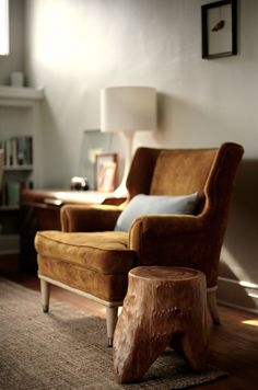 Lovely lovely chair! #stylecure