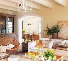 Lovely Deco: Une maison ensoleillée