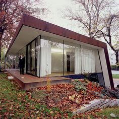 Revitalized Residence: Folded Corten House - Contemporary World Architecture House Roof, Facade House, Metal Siding, Metal Facade, Safari, Steel House, Cool House Designs, Glass House, Simple House