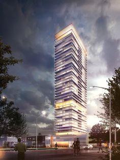 TORRE HÍBRIDA - Cité Arquitetura
