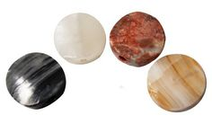 Marble Smoking Stones // Price: $13.99 // These Marble Smoking Stones are designed to hold your cigarette on one end and you take puffs from the other end. No more wet cigarettes and no more burning your finger once the cigarette gets small.  #doyoulikeit?Marble Smoking Stones