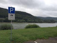 Parking Am Rheinufer Leutesdorf Pitches Plots Rheinland-Pfalz Parking Rhein Pitch Camper Pitches RV Motorhome Conversions, Motorhome Interior, Rv Hacks, Caravan, Camper, Germany, Places, Allg, Life