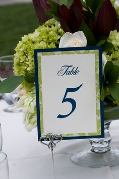 Table number idea, could use scrapbook paper! They also don't need to be that big :) @Nicole Novembrino Novembrino MacKnew