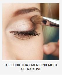The look that men like....