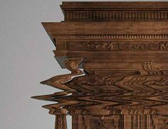 glitch ornate case