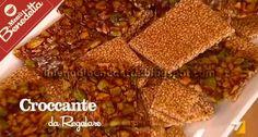Croccante da Regalare | la ricetta di Benedetta Parodi