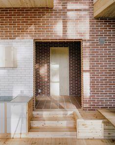 Villa Idun-Lee - Per Nadén, Anton Kolbe, Axel von Friesen, Marika Vaccino. Trä Trähus Wood Architecture House Brick