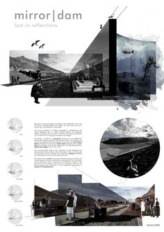 Mirror | Dam preservation proposal, 120hours architecture student competition                                                                                                                                                                                 Más