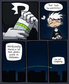 Ectober comic pg.2