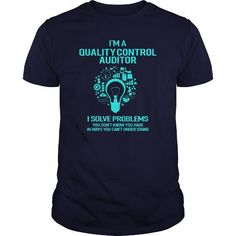 AWESOME TEE FOR QUALITY CONTROL AUDITOR T-SHIRTS, HOODIES (22.99$ ==► Shopping Now) #awesome #tee #for #quality #control #auditor #shirts #tshirt #hoodie #sweatshirt #fashion #style