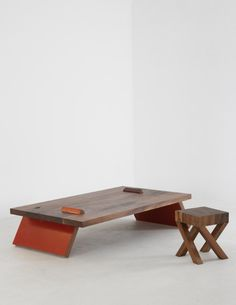 excellent wood furniture from Poesis Designs