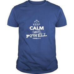 cool POWELL  Check more at http://bustedtees.top/name-t-shirts/powell-big-sale.html