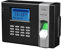 David-Link W-988PB Biometric Employee Time and Attendance System with Proximity Card Sensor and Battery Backup, Temperature Range: 32 – 120   David-Link W-988PB Biometric Employee Time and Attendance System with Proximity Card Sensor and Battery Backup, Temperature Range: 32 - 120 David-Link specializes in biometric technologies and time & attendance and security industries. W-988 Biometric Time & Attendance System is provided to you with ultimate security for HR costs with affordabl..