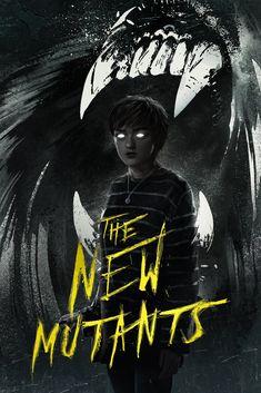 New Mutants Movie, The New Mutants, Maisie Williams, Josh Boone, Charlie Heaton, Teenage Warhead, Sinclair, Wolfsbane, Film Base